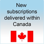 New (& new Gift) Subscriptions (Canada)