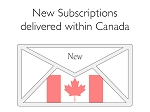 New (& New Gift) Subscriptions