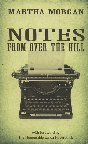 Notes From Over The Hill