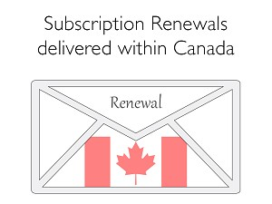 Subscription Renewals (Canada)